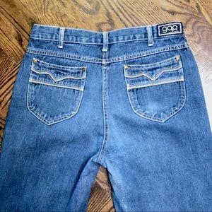 Vintage 70's 80's GAP Hi Rise Boyfriend Jeans 30